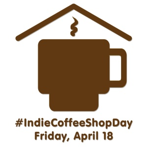 Indie Coffee Shop Day logo