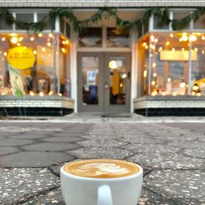 Calvin Fletcher Coffee Company - Fountain Square